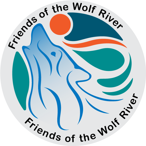 friends of the Wolf River new logo